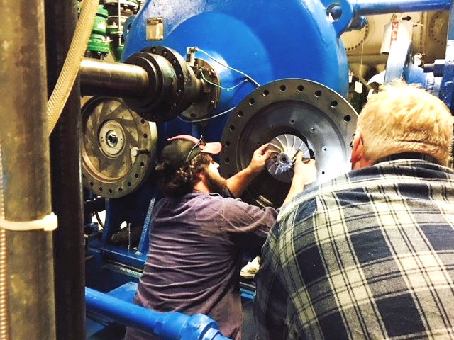 Centrifugal Technologies- Service Techs