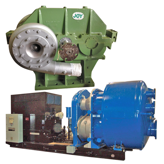 Centac® & Joy® centrifugal compressors